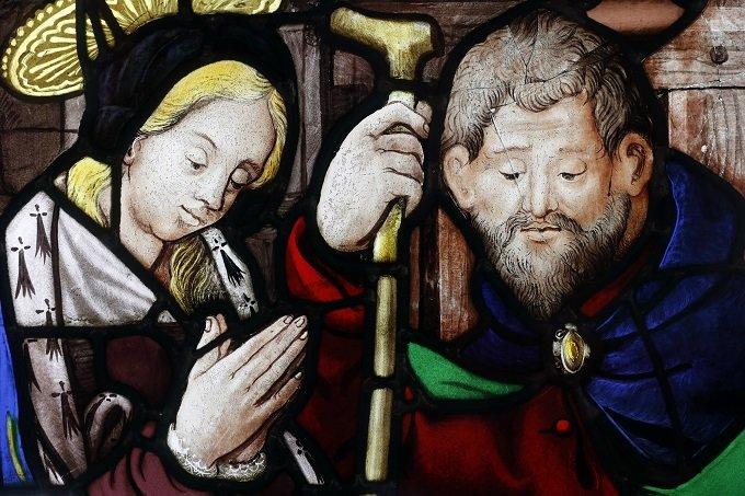 Saint Joseph, priez pour les époux