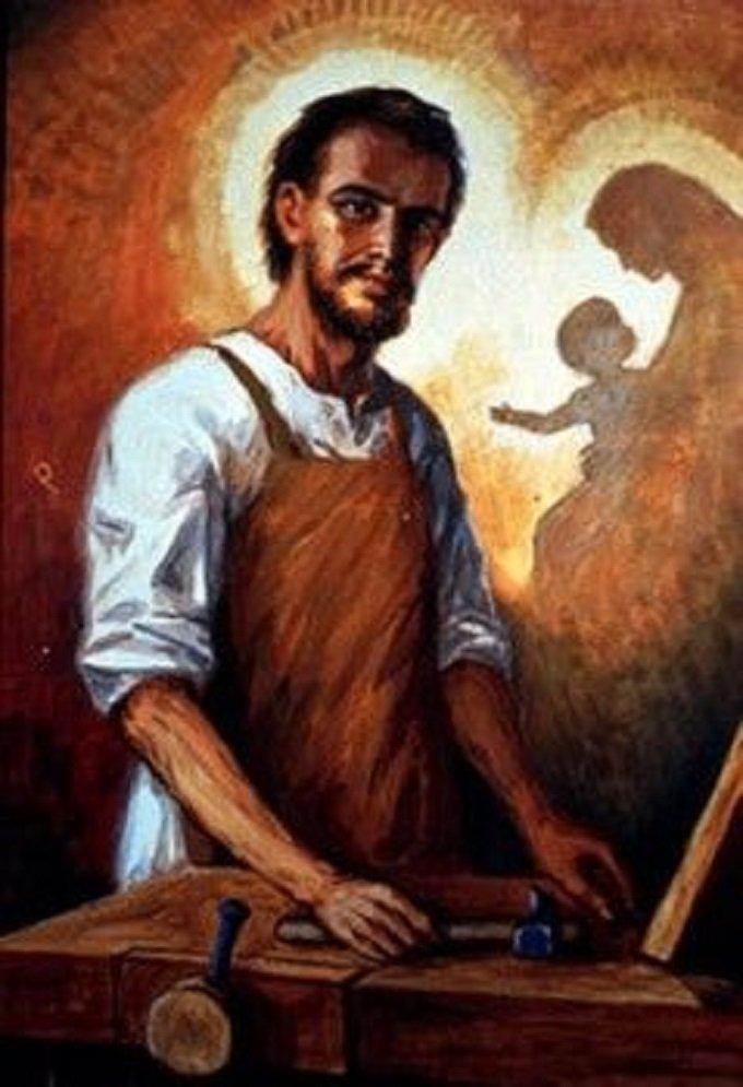 1er MAI - Fête de Saint Joseph, modèle des travailleurs