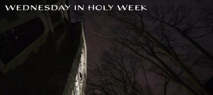 Wednesday of the Holy Week: the Beloved Disciple
