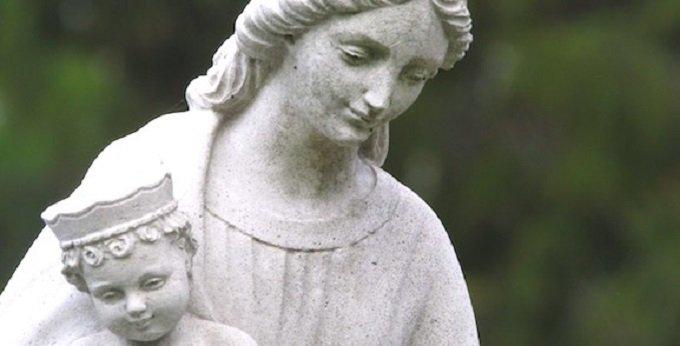 Neuvaine à Notre-Dame aux Sept Saints -  J 2 - Prière à la Vierge Marie