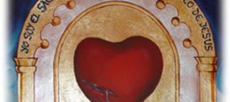 Desagravio al Corazón Eucarístico de Jesús