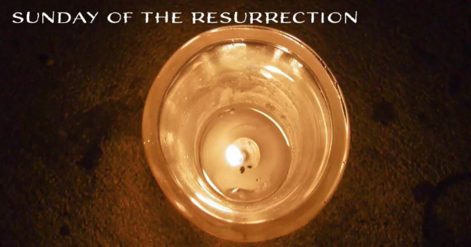Sunday of the Resurrection: ring the Bells!