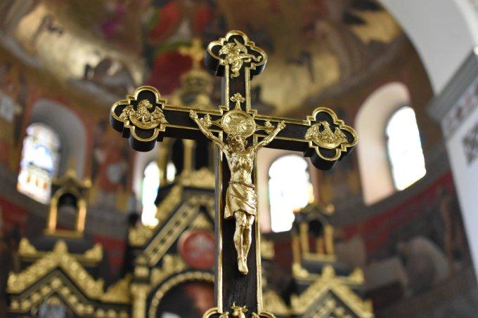 Vendredi saint - chemin de croix proposé par Mgr Moshe