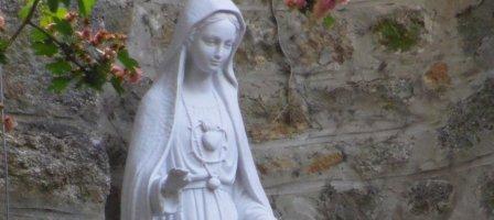Chantons le mois de Marie
