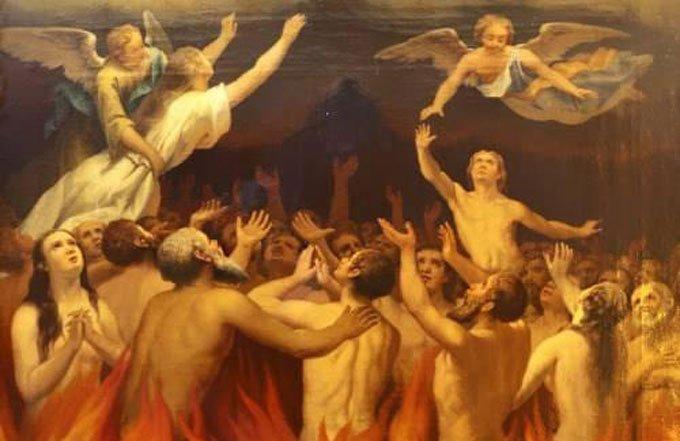Jour 6: Le Purgatoire et nous
