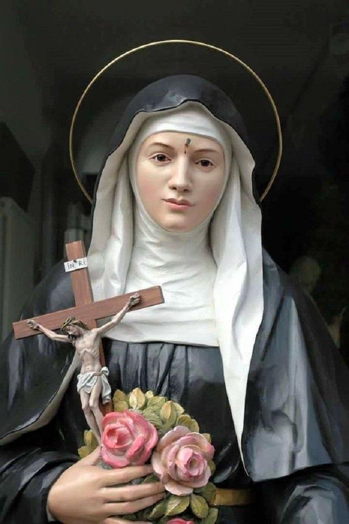 J 1 - Sainte Rita, avocate des causes désespérées