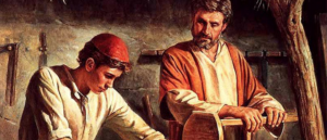 Praying 5 days with St Joseph to find a job