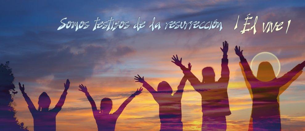¡Reza con la comunidad Verbum Dei!