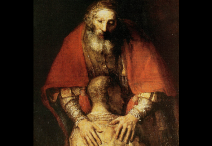 Prons avec Sainte Marie-Madeleine de Pazzi