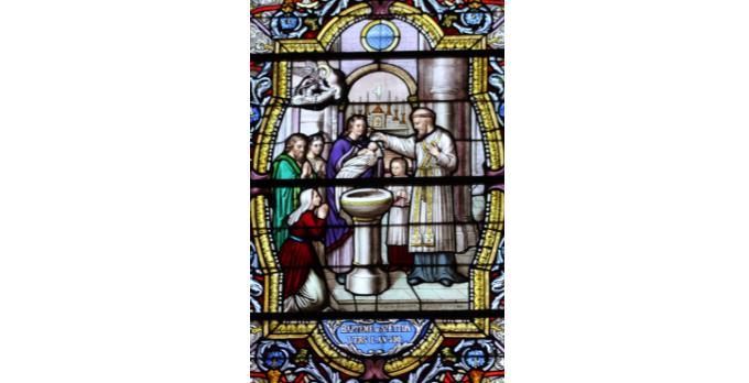 Le baptême : que nous dit le catéchisme ?