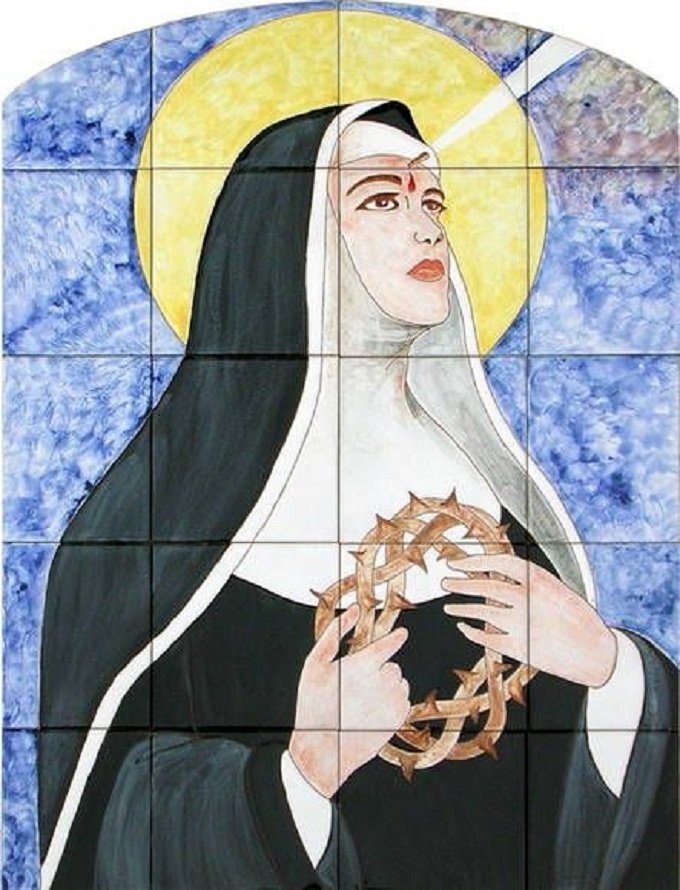 J 2 - Sainte Rita, magnifique pour les pauvres
