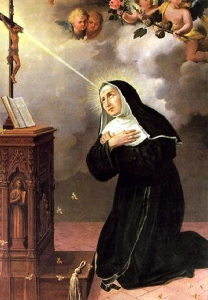 J 5 - Sainte Rita, généreuse dans le pardon