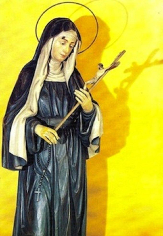 J 7 - Sainte Rita, héroïne dans le sacrifice