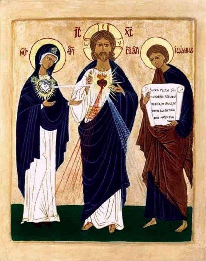 Neuvaine aux Cœurs de Jésus et Marie - Jour 3