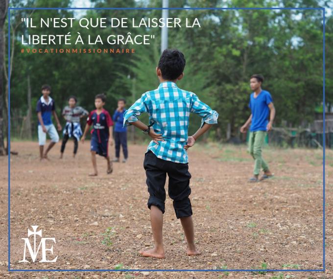 Prier pour les vocations Jour 1 : la vocation missionnaire, un appel.