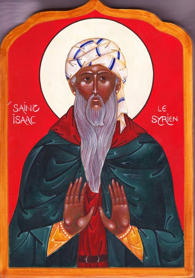 Prions pour ceux qui s'abandonnent à l'Esprit Saint avec saint Isaac le Syrien