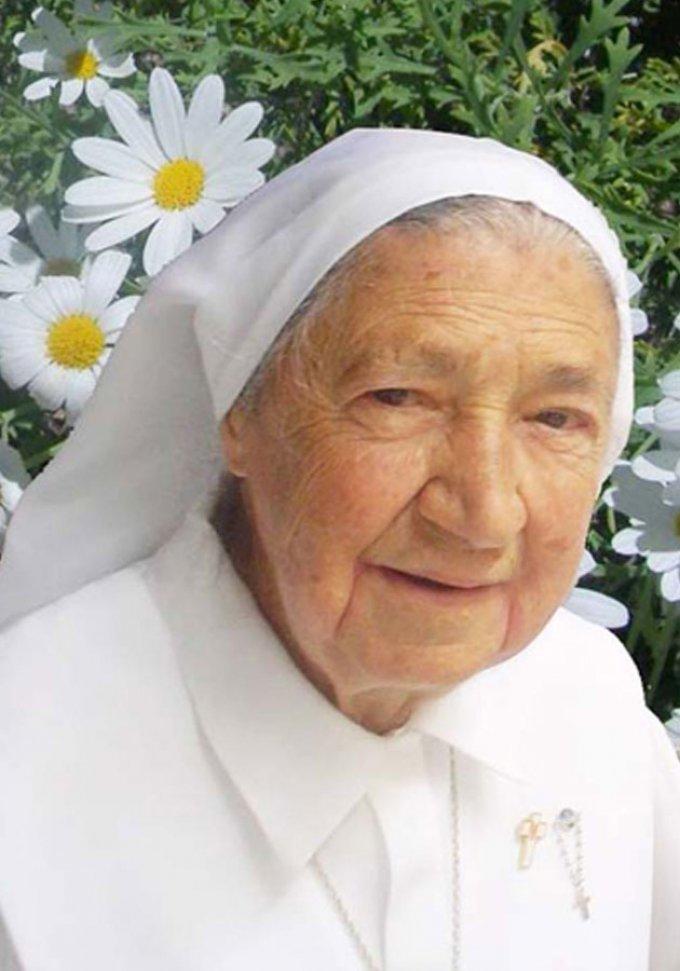 Le 9 mai : Vénérable Maria Carmen Rendiles Martinez