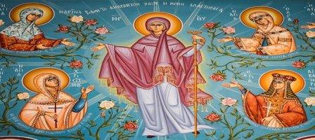 Fête des Mères / Pluie de Roses à l'Immaculée Conception