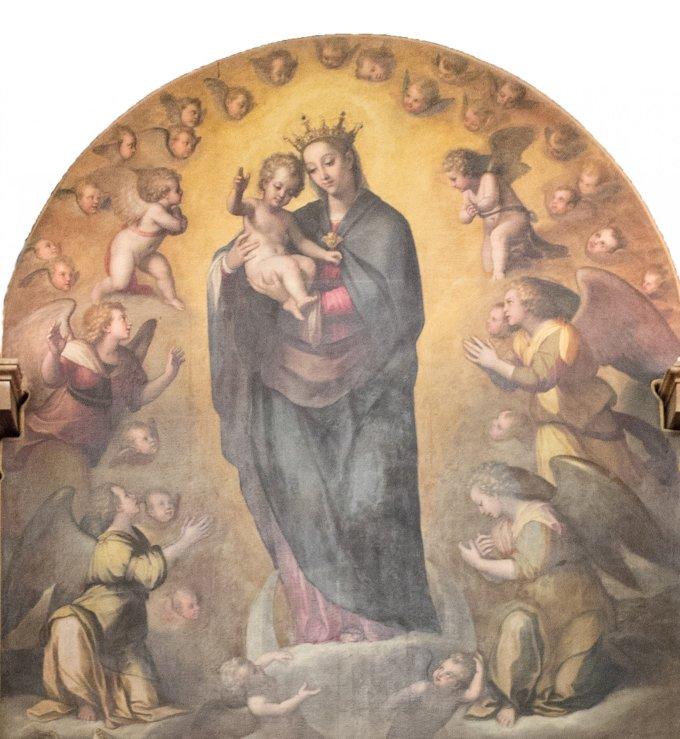 Jour 7 - Notre Dame d'amour
