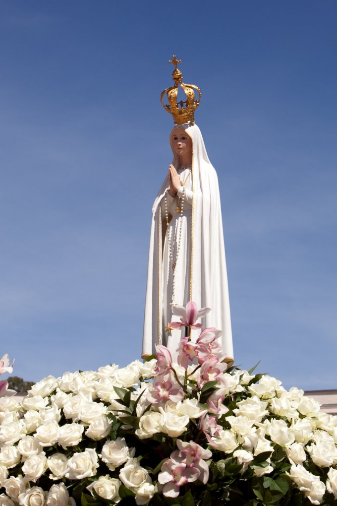 Day 7: Novena Our Lady Fatima