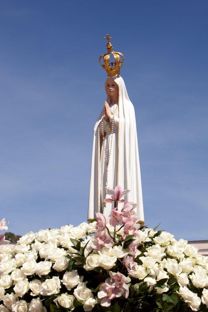 Day 9: Novena Our Lady of Fatima