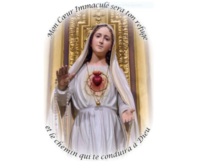 Jésus veut établir dans le monde la dévotion à mon Cœur Immaculé.