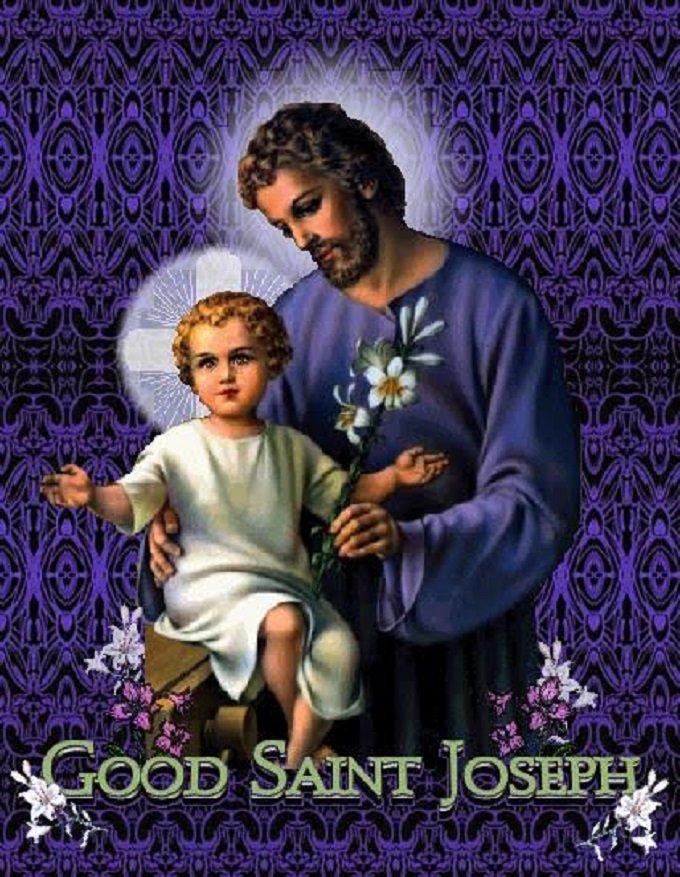 Saint Joseph, gardien des vierges, priez pour nous