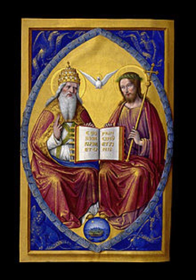 Neuv. à N-Dame aux Sept Saints - J 3 - Aux 3 Personnes de la Ste Trinité