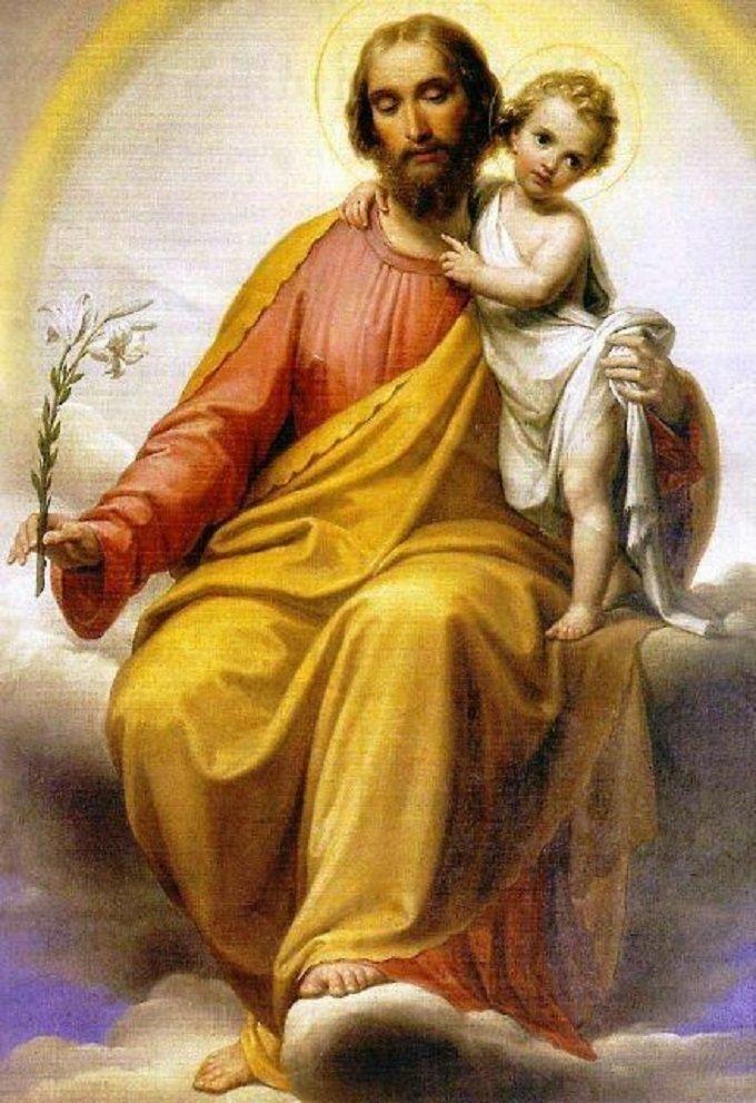 Neuv. à N-Dame aux Sept Saints - J 6 - A Saint Joseph