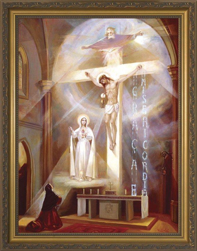 DÍA NOVENO: El Inmaculado Corazón de María