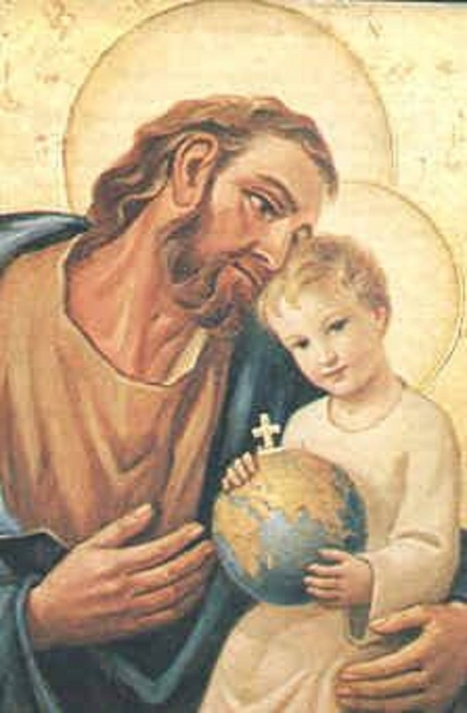 Saint Joseph, qui avez été déclaré homme juste par le Saint Esprit, ppn
