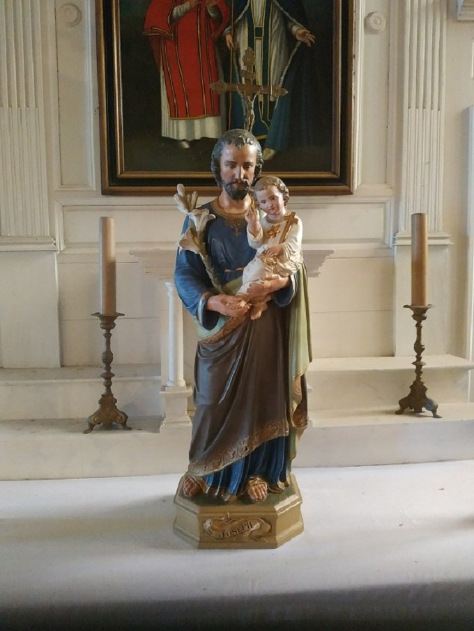 Saint Joseph, priez pour les malades