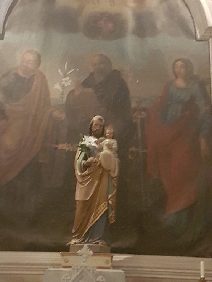 Saint Joseph, très ardent en charité, priez pour nous