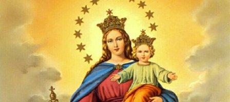 NOVENA A MARÍA AUXILIADORA DE LOS CRISTIANOS