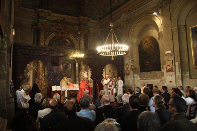 Neuvaine pour la Journée des chrétiens d'Orient 2019 - Jour 6