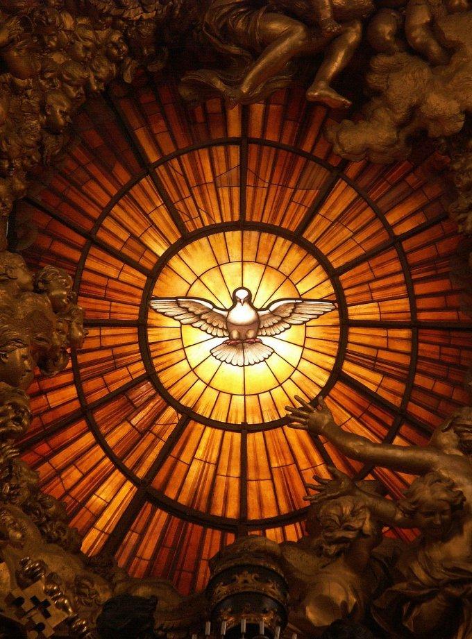 La Trinité - L'Esprit Saint