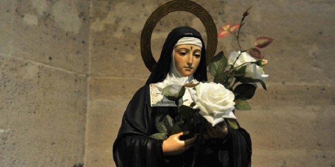 En ce mois du Sacré-Cœur, Sainte Rita, priez pour nous