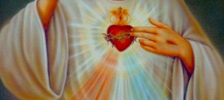 ¡Novena al Sagrado Corazón de Jesús!