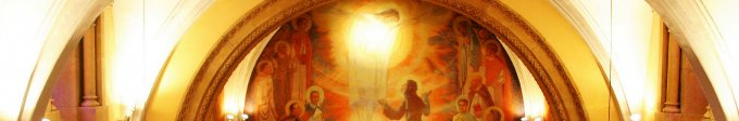 Heure Sainte du jeudi soir  Passer une heure de prière, uni au Christ