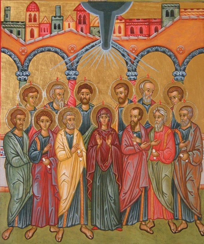 Prions pour la Pentecôte