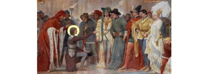 La Triple Donation du 21 juin 1429