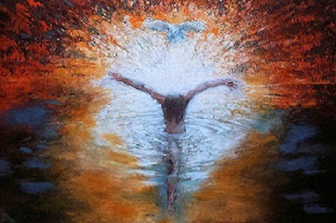 Préparez vous à recevoir le baptême de l'Esprit Saint!
