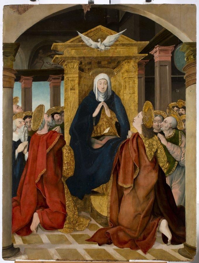 A Pentecôte, prions le Saint-Esprit pour la Paix entre les nations ...