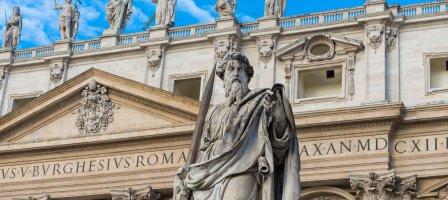 Prions Saints Pierre et Paul pour les dirigeants de l'Église