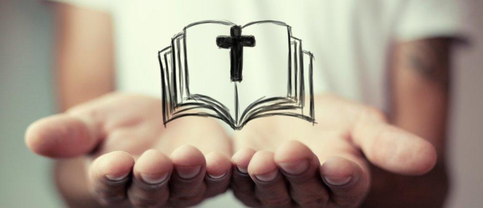 Comece o dia ouvindo a mensagem de Deus!