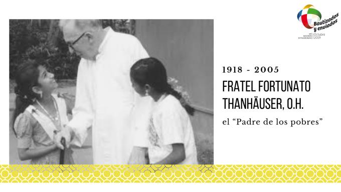 Testimionio misionero Fratel Fortunato Thanhäuser
