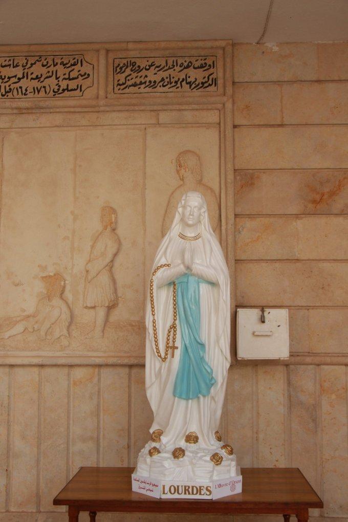 Prière à Marie, Reine de Terre Sainte
