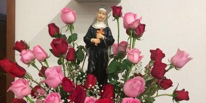 Sainte Rita, priez pour les Etudiants en période d'examen