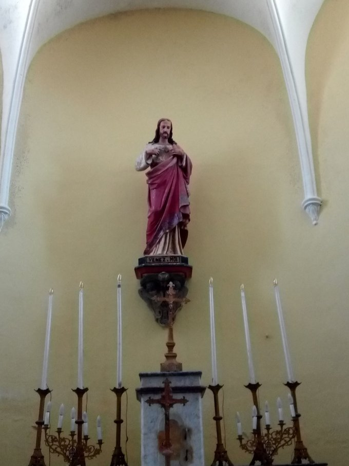 Sacré Cœur de Jésus, j'ai confiance en Toi