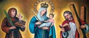 Centenario de María, Rosa del Cielo